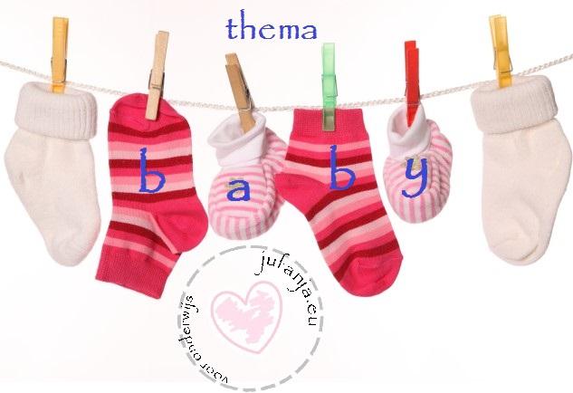 thema de baby / geboorte