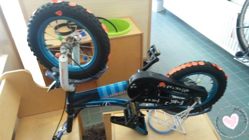 werkplaats ; thema de fiets
