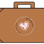 kleikaart koffer