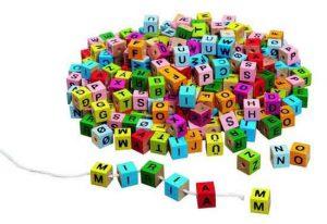 letterkralen