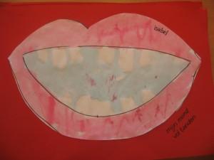 knutsel thema de tandarts