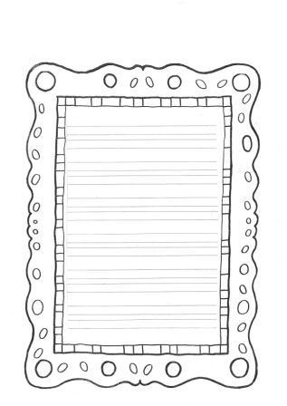 Schrijven gedicht in schilderij schrijven juf anja for Copy brief template