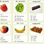kwartet gezondheid gezond leven gezond eten