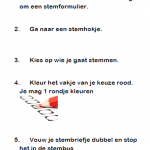 instructie stemmen