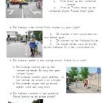 toets verkeersregels bovenbouw