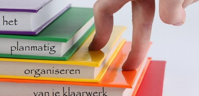 planmatig organiseren van klaarwerk in de klas