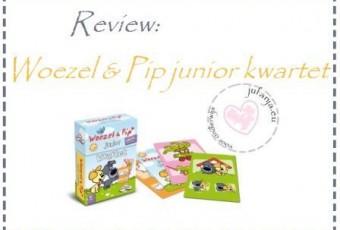 review woezel en pip junior kwartet