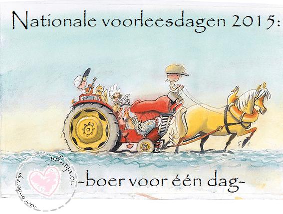 nationale voorleesdagen 2015 boerderij
