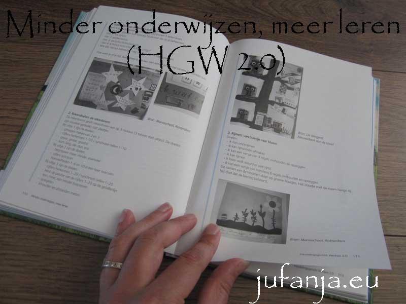 HGW 2.0 doelen zichtbaar maken