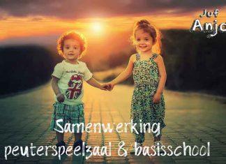 samenwerking peuterspeelzaal en basisschool
