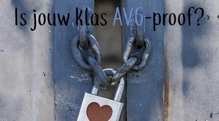 is jouw klas AVG proof