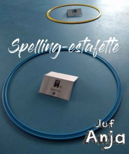 spellingestafette