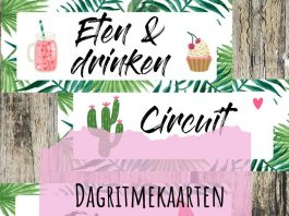 dagritmekaarten tropical