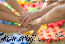 kinderboekenweek 2018: Kom erbij-tips