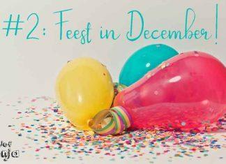 feest in december