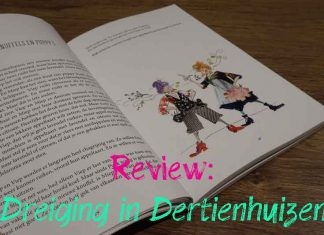 Review Dreiging in Dertienhuizen