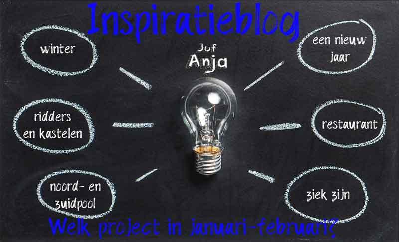 inspiratieblog; welk project in januari en februari?
