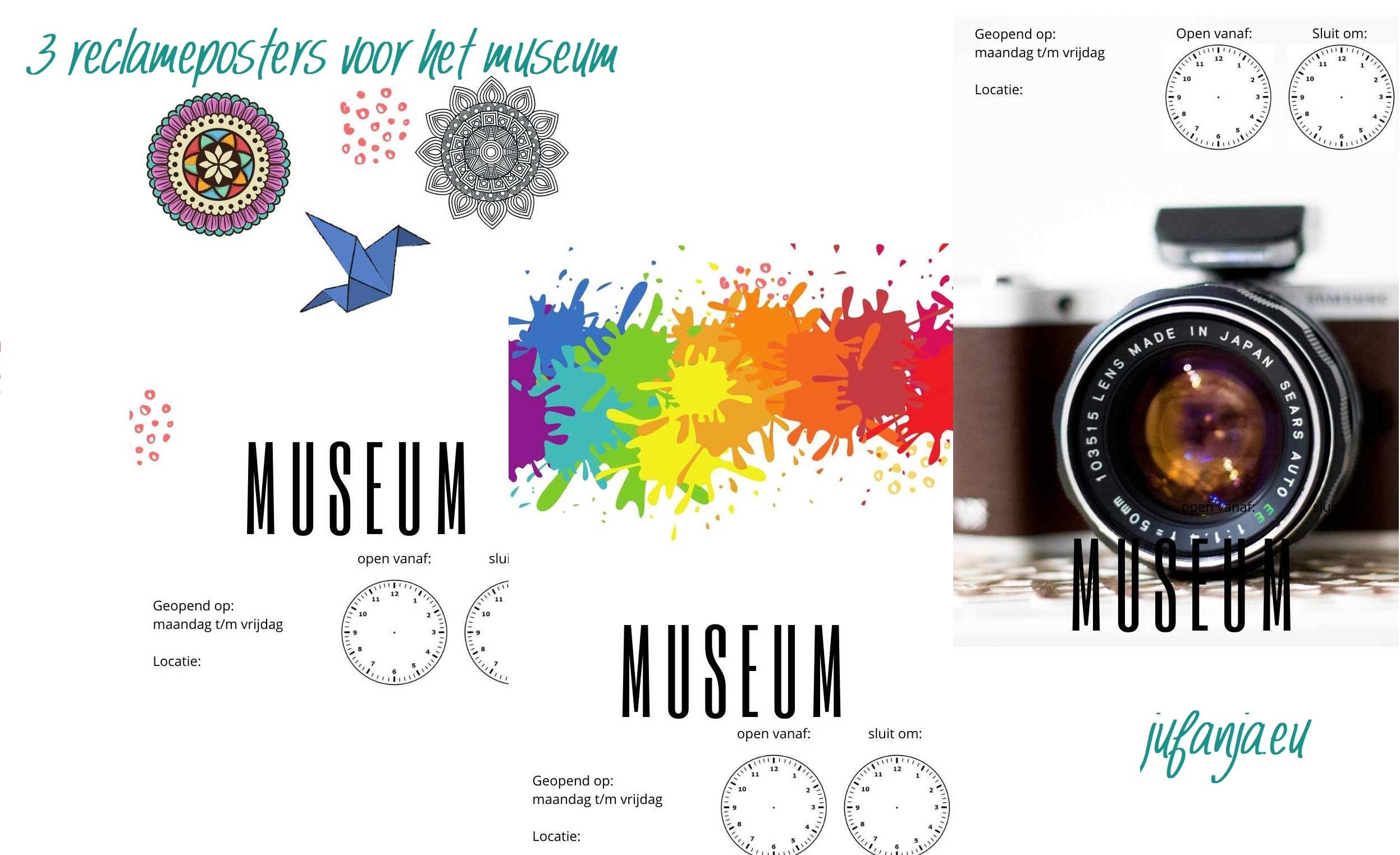 reclameposters museum