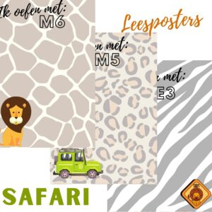 leesposters safari
