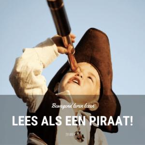 bewegend leren piraten