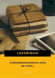 leesbingo kbw 2020 en toen