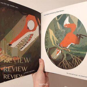 prentenboek het bos