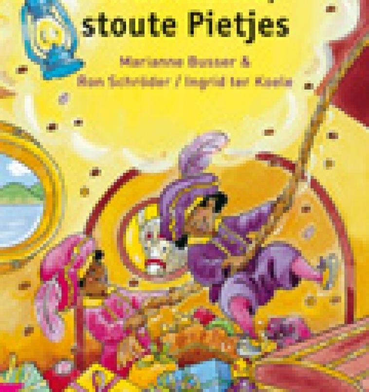 Dramastuk  n.a.v. het boek '2 stoute pietjes'