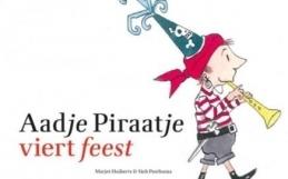 Aadje Piraatje viert feest