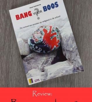 Review:  Bang voor boos?