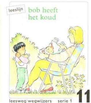 Woordenschat & lezen:  Bob heeft het koud!