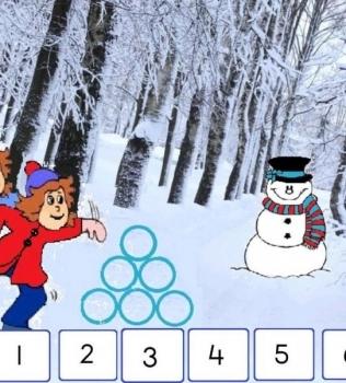 Digibordles winter: splitsen van 6