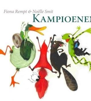 Kampioenen – Fiona Rempt & Noelle Smit