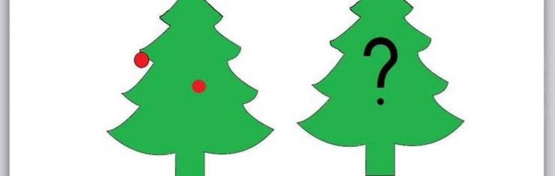 Digibordles kerst:  splitsen