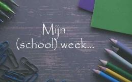Mijn week… #1