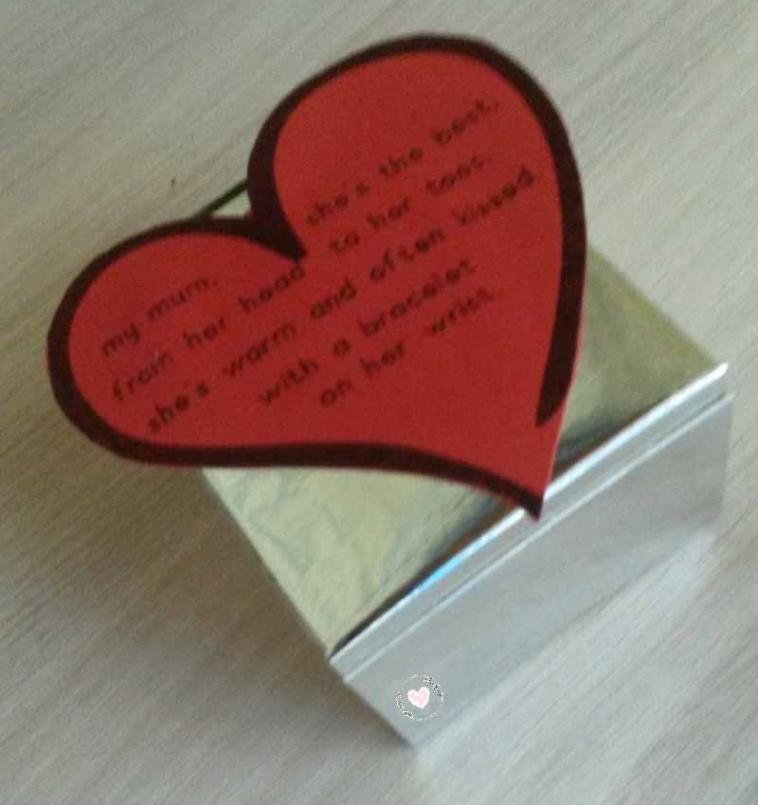 a bracelet for mum