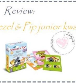 Review: Woezel en Pip junior kwartet