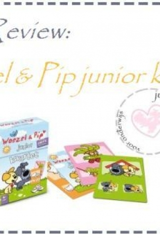 Review: Woezel en Pip junior kwartet