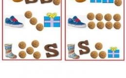 Sinterklaas schoenen-vul-spel